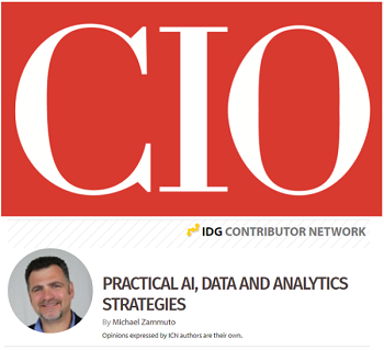 Michael Zammuto's writings on CIO.com
